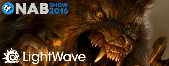 lightwave sale nab 2016