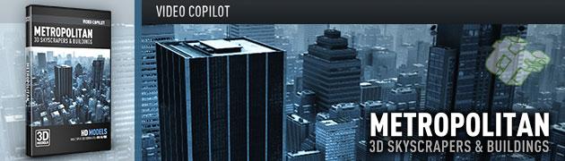 video copilot metropolitan